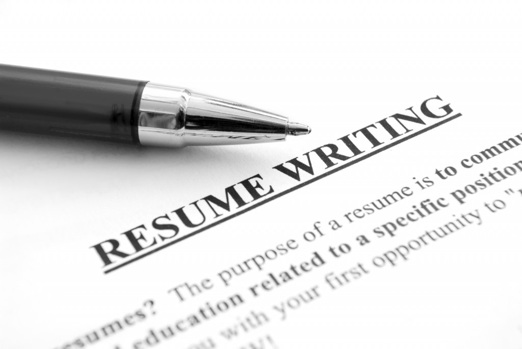 How To Write A Resume That Will Get You An Interview Creative