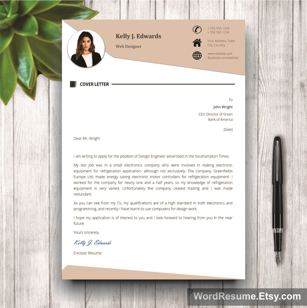 pages cover letter templates - Son.roundrobin.co